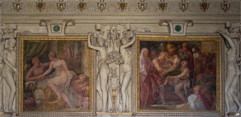 Fontainebleau : le mobilier Lr4-p860