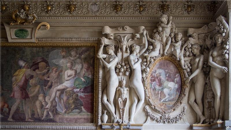 Fontainebleau : le mobilier Lr4-p861