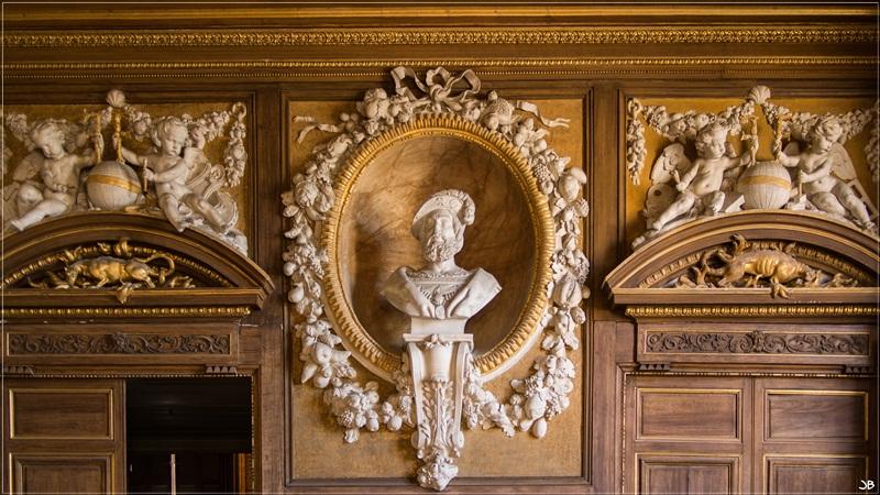 Fontainebleau : le mobilier Lr4-p862