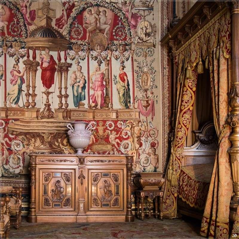 Fontainebleau : le mobilier Lr4-p863