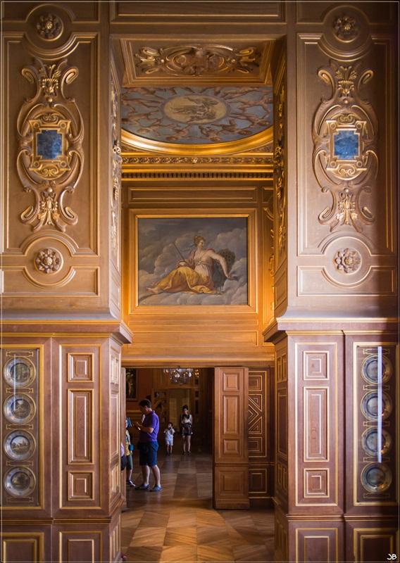 Fontainebleau : le mobilier Lr4-p865