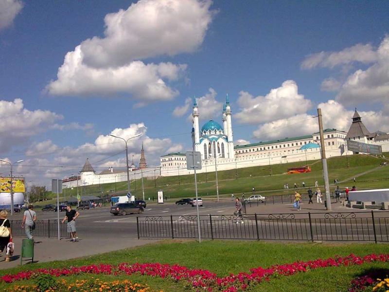 Казань примет матчи чемпионата мира по футболу 2018 года 51111110