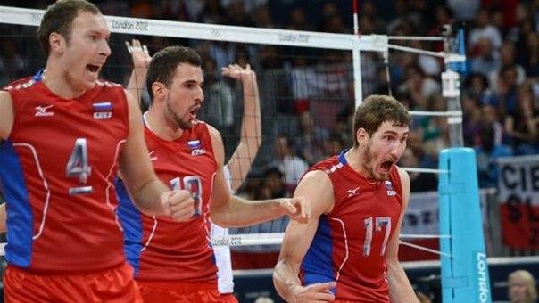 Российские волейболисты впервые с 1980 года завоевали «золото» Олимпиады Scfqio10