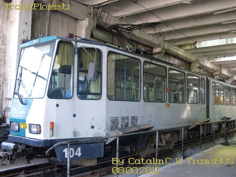 Depoul de tramvaie T.C.E. Ploiești 77516115