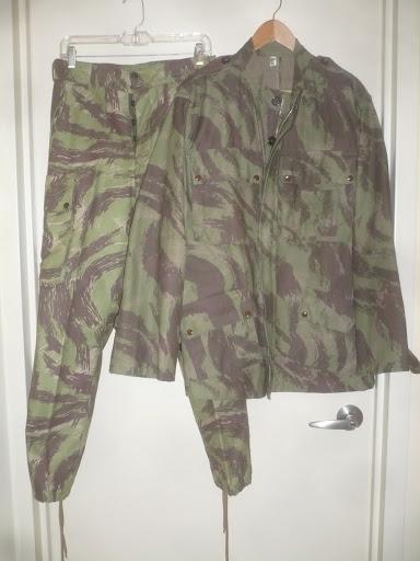 Portuguese Uniforms P1260610