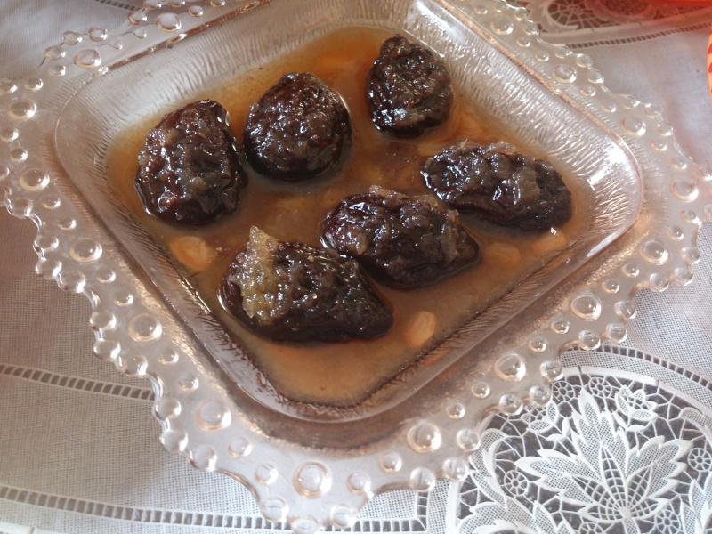 Nos tables du f'tour * Les dîners ramadanèsques* - Page 6 Dsc_1012