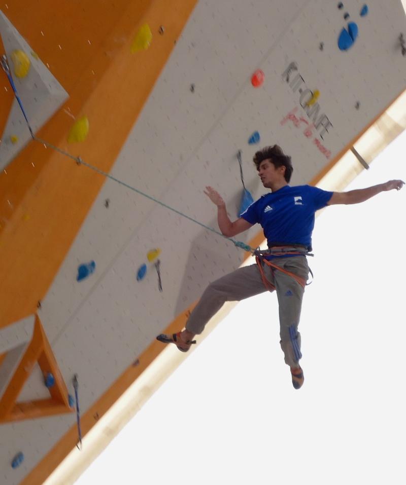 Championnats d'Europe d'escalade Dsc01024
