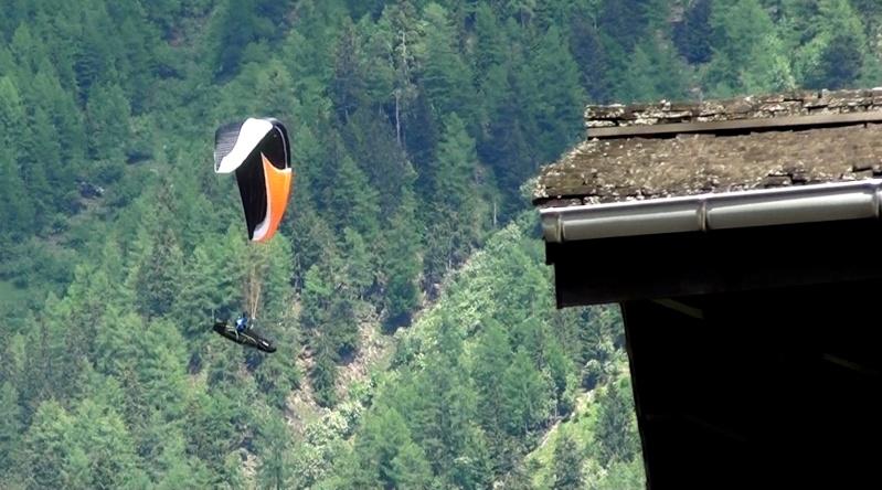 Le Vol libre dans le massif du Mont Blanc Image110