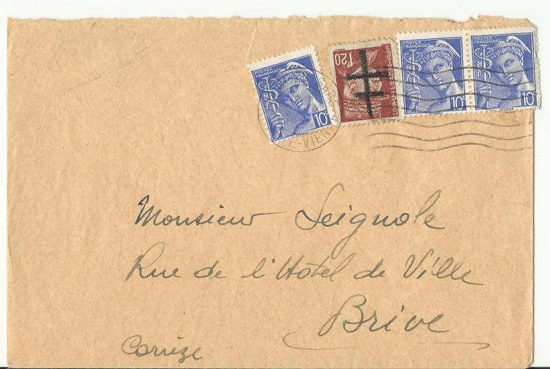 Surcharge de Limoges Liomge10