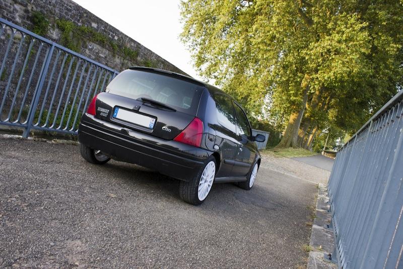 [Benlebucheron] Clio RS1 Noir du 21 ! - Page 18 Clione13