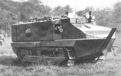 15 septembre 1916 : Les chars arrivent. 0000210