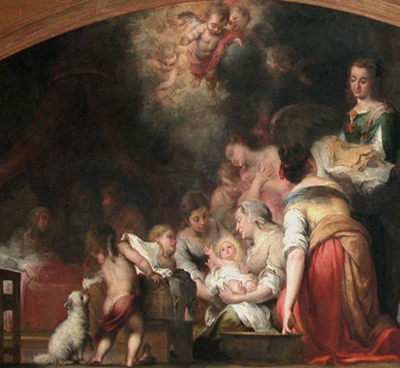 8 Septembre : Fête de la Nativité de la Vierge. Murill10