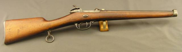 pistolet de la cavalerie bavaroise : Werder Mle 1869 (et son rechargement) - Page 7 Carbin10