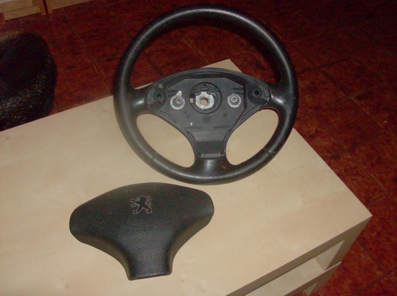 [ Vendo ] Volante com airbag - Peugeot 106 GTI Volant11