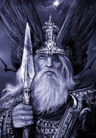 Odin et l'Arbre Yggdrasil M01_as13