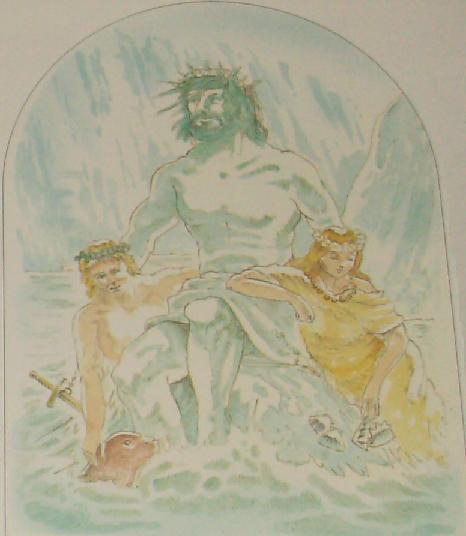 Odin et l'Arbre Yggdrasil M03_va12