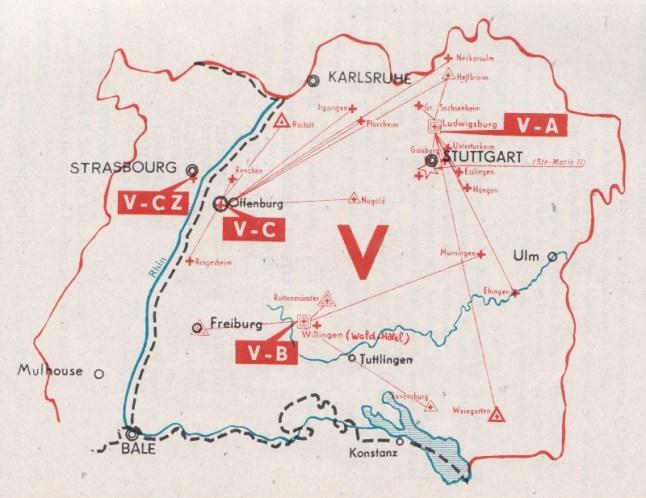 Soldbuch  Hauptmann Campagne de France et STALAG V-A Carte-10