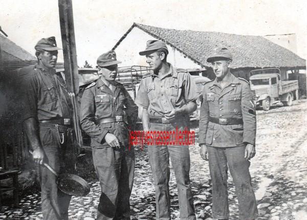 Soldbuch Feldwebel Feldgendarmerie-Abteilung (mot 696) Russie Grèce Croatie Img20255