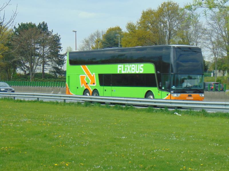 FlixBus GmbH - Munich Dsc00423