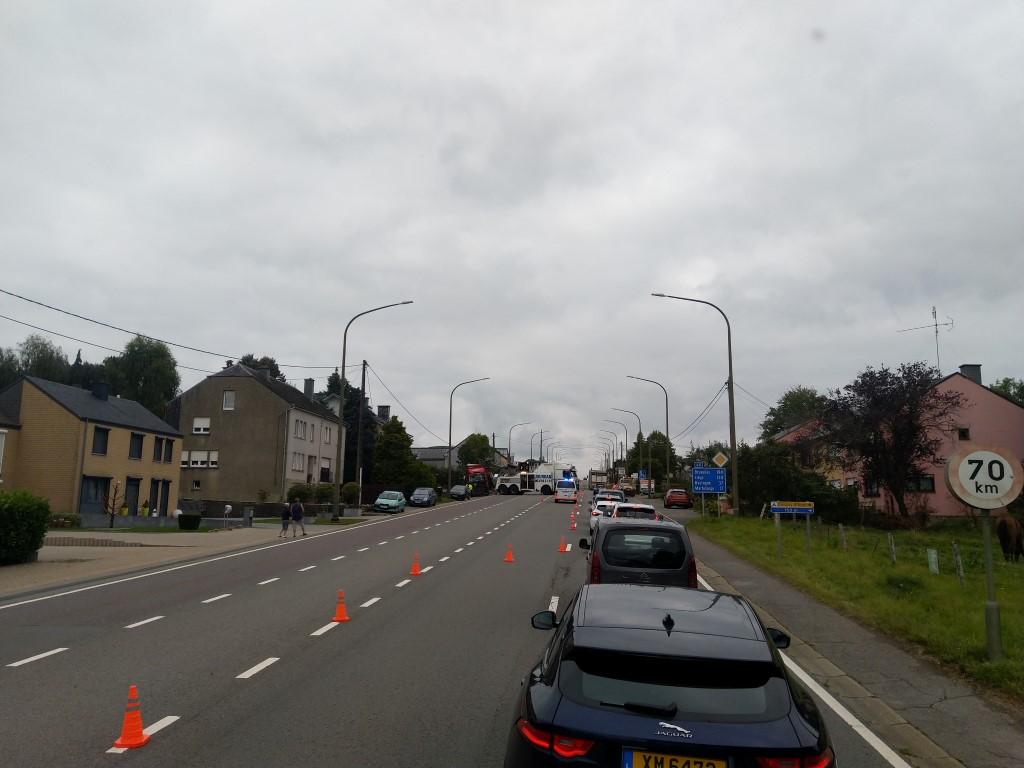 Accident à Arlon sur la N4 Img_2447