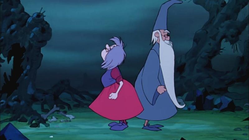Merlin l'Enchanteur [Walt Disney - 1962] - Page 3 Merlin13