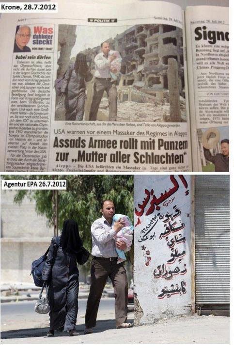 Quand les journaleux ne veulent pas risquer leur vie en Syrie... Photos10