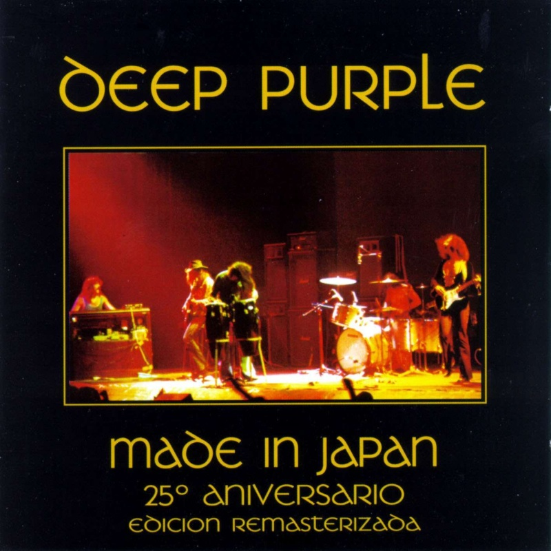 Deep Purple - Made in Japan (1972) Remast10