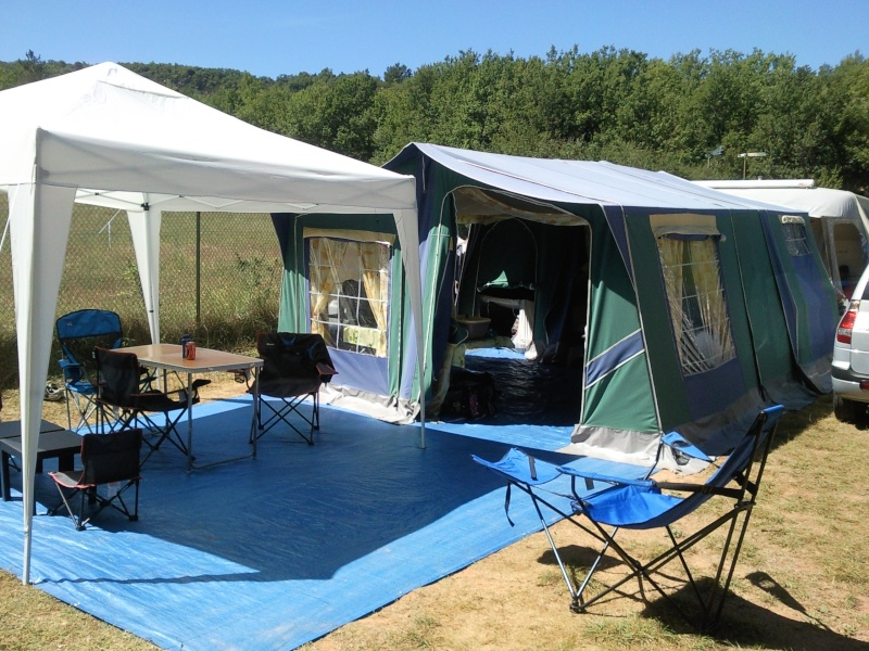 Camping Du Vallon à bauduen Snc00010