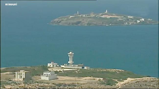 Le detroit de Gibraltar: un volcan en hibernation Mimoun11