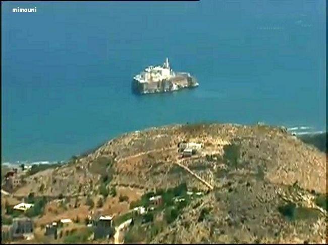 Le detroit de Gibraltar: un volcan en hibernation Mimoun24