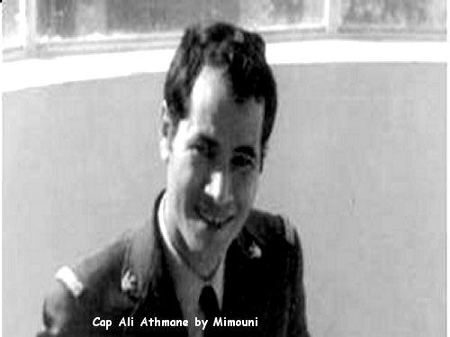 Le capitaine Ali Atmane 26 ans dans les geoles de tindouf Mimoun29