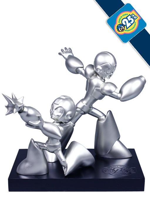 Statuette Megaman en edition limitée Mm25_b10