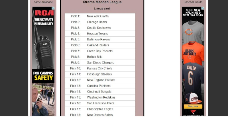Free Agent Draft Information Pic10