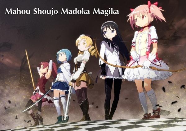 Mahou Shoujo Madoka Magika Madoka11