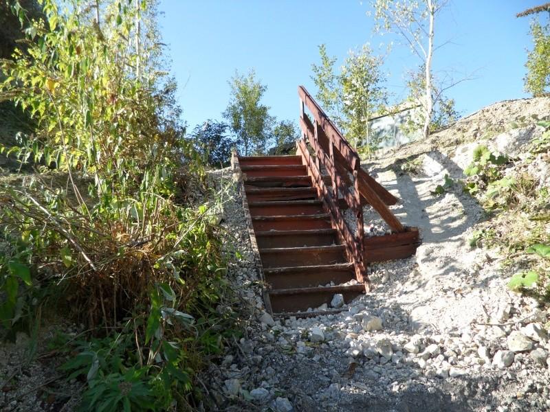 Escalier et Bouclier 360° TERMINER Sam_4816