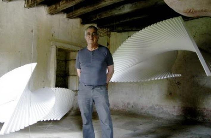 Le sculpteur Marc de Roover expose à Ozenay Marc-d10