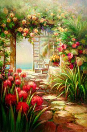 Мир цветов, растений, деревьев - Page 2 Beauti10