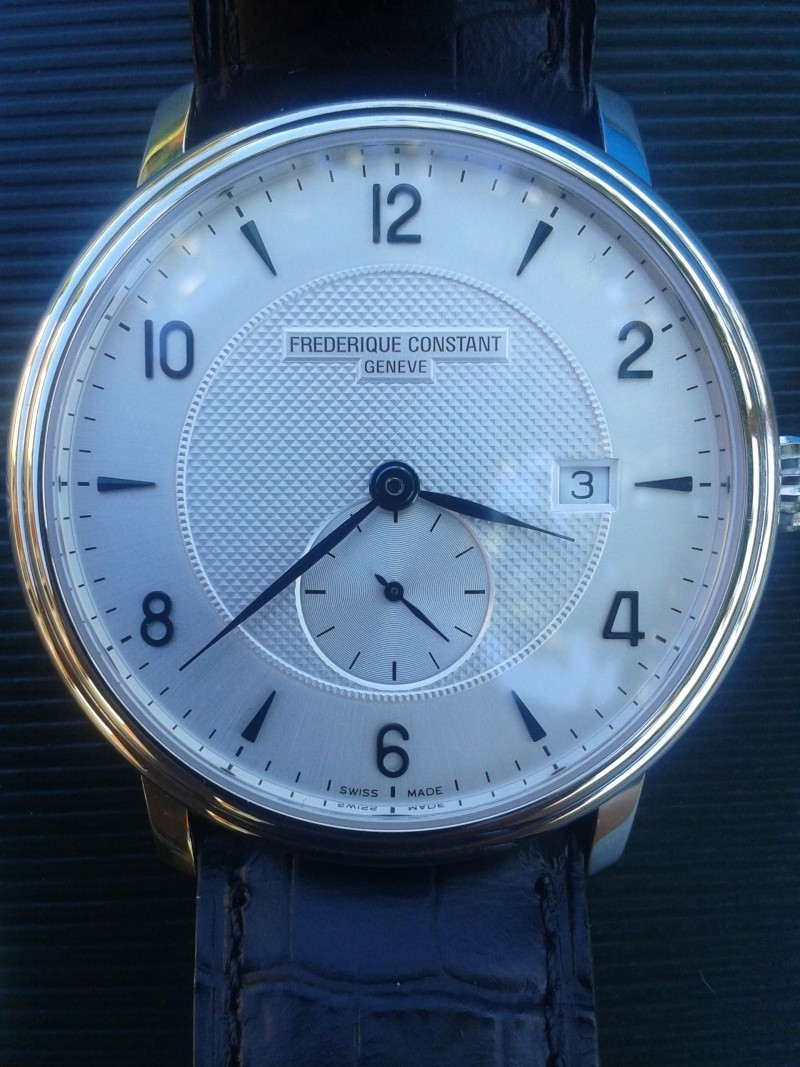 frederique constant - Frederique Constant - Revue - 2012-015