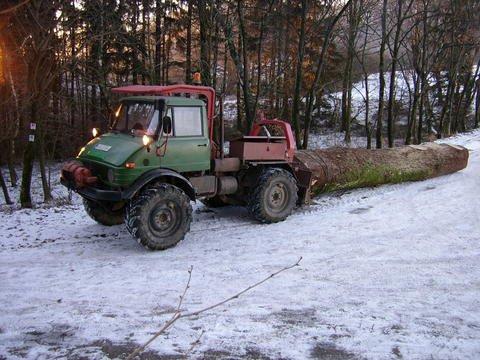 unimog mb-trac wf-trac pour utilisation forestière dans le monde - Page 20 28570410