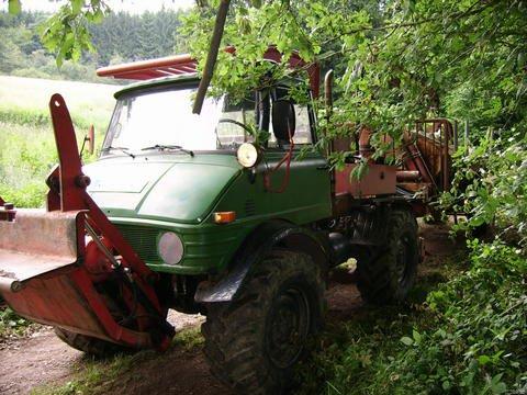 unimog mb-trac wf-trac pour utilisation forestière dans le monde - Page 20 28570510