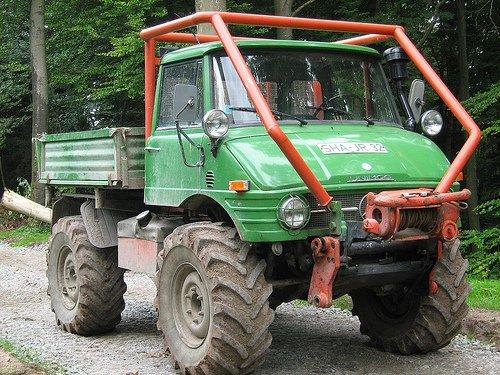 unimog mb-trac wf-trac pour utilisation forestière dans le monde - Page 20 28570710