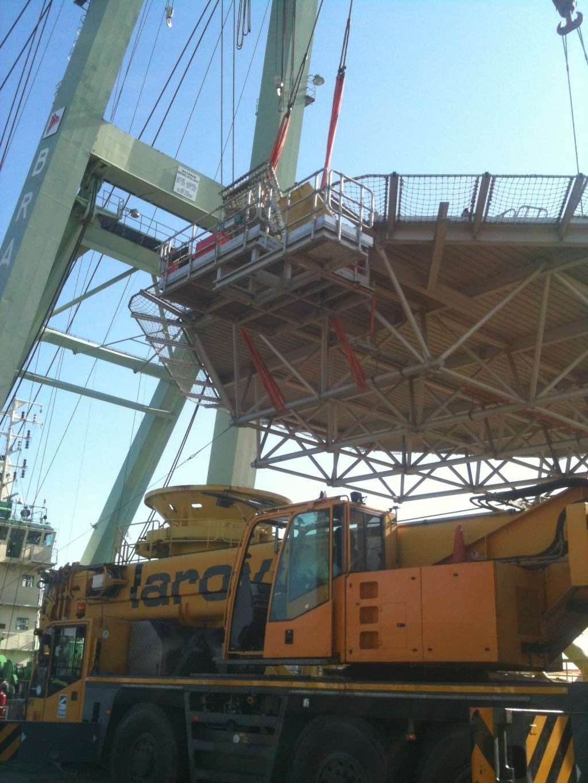 La grue BRABO 800 tonnes (B) Img_2447