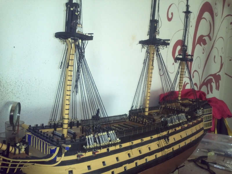 KontorD's Bau der HMS Victory 1:84 - Seite 9 Img52511