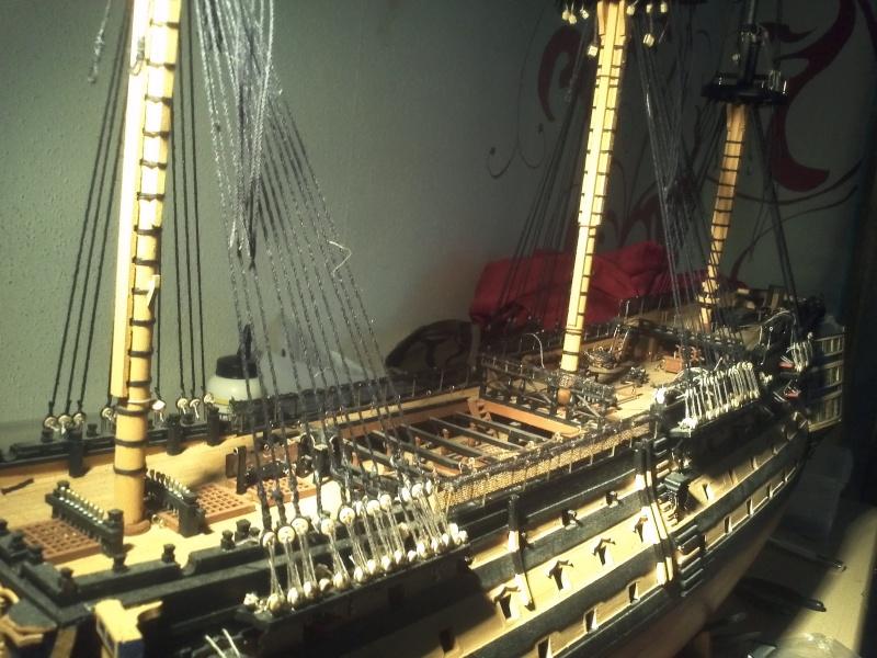 KontorD's Bau der HMS Victory 1:84 - Seite 9 Img52710