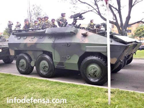 Armée Colombienne / Military Forces of Colombia / Fuerzas Militares de Colombia - Page 9 1a1012