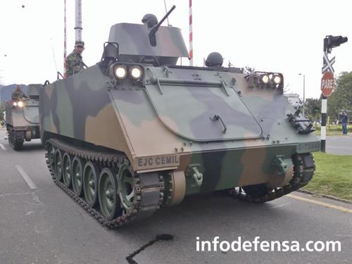 Armée Colombienne / Military Forces of Colombia / Fuerzas Militares de Colombia - Page 9 1a17