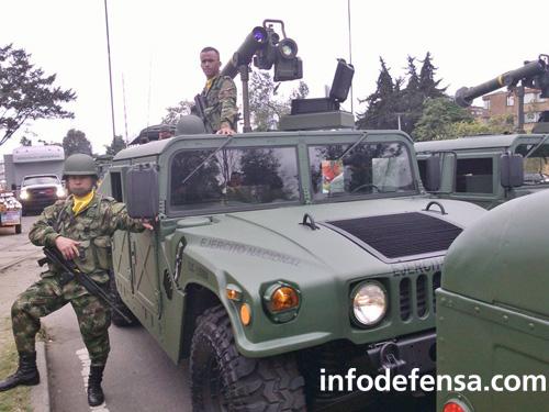 Armée Colombienne / Military Forces of Colombia / Fuerzas Militares de Colombia - Page 9 1a317