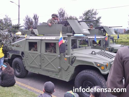 Armée Colombienne / Military Forces of Colombia / Fuerzas Militares de Colombia - Page 9 1a417