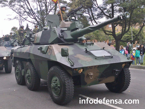 Armée Colombienne / Military Forces of Colombia / Fuerzas Militares de Colombia - Page 9 1a614