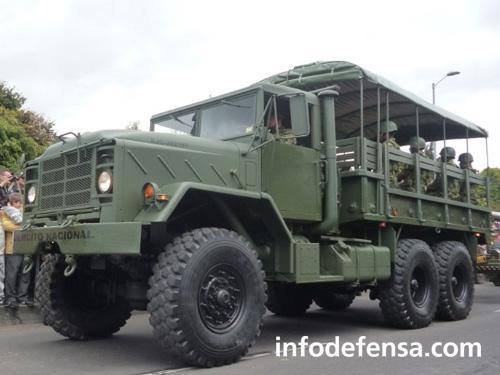 Armée Colombienne / Military Forces of Colombia / Fuerzas Militares de Colombia - Page 9 1a713